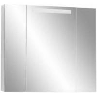 Зеркало-шкаф Акватон Мадрид 80x75 1A175202MA010 с подсветкой