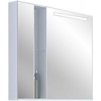 Зеркало-шкаф Акватон Марко 80x75 1A181102MO010 с подсветкой