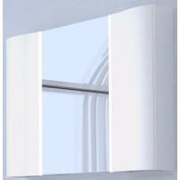 Зеркало-шкаф Акватон Ондина 100x71 1A176102OD010 с подсветкой