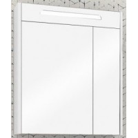 Зеркало-шкаф Акватон Сильва 60x78 1A216202SIW70 с подсветкой