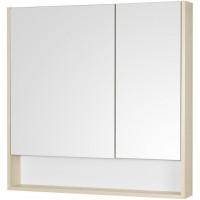 Зеркало-шкаф Акватон Сканди 85x85 1A252302SDB20