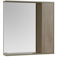 Зеркало-шкаф Акватон Стоун 80x83 1A228302SX850 сосна арлингтон с подсветкой