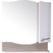Зеркало-шкаф ASB-Mebel Терни 70