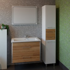 Мебель для ванной ASB-Woodline Оскар 85