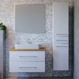 Мебель для ванной ASB-Woodline Санди 80