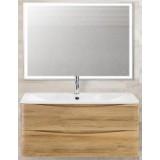 Мебель для ванной BelBagno Acqua 100 подвесная rovere rustico зеркало с сенсорным выключателем