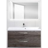 Мебель для ванной BelBagno Aurora 100 подвесная pino pasadena зеркало с электровыключателем