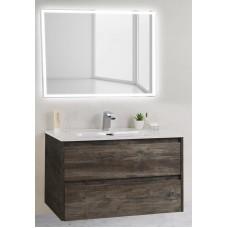 Мебель для ванной BelBagno Kraft 90 подвесная pino pasadena