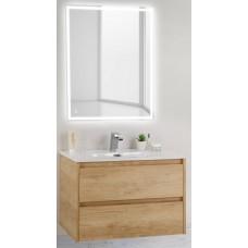 Мебель для ванной BelBagno Kraft 90 подвесная rovere nebrasca nature