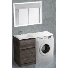 Мебель для ванной BelBagno Kraft-LVD 120 напольная левая pino pasadena