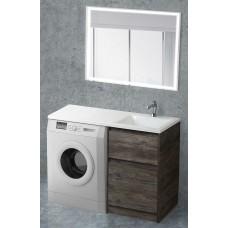 Мебель для ванной BelBagno Kraft-LVD 120 напольная правая pino pasadena