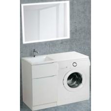 Мебель для ванной BelBagno Lavanderia 120 напольная левая