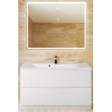 Мебель для ванной BelBagno Marino 100 напольная bianco lucido