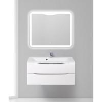 Мебель для ванной BelBagno Marino 100 подвесная bianco lucido