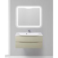 Мебель для ванной BelBagno Marino 100 подвесная patinato turchese
