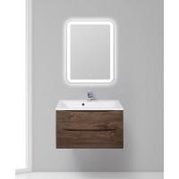 Мебель для ванной BelBagno Marino 80 подвесная rovere moro