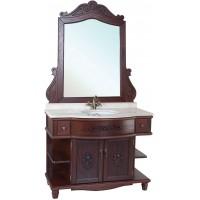Мебель для ванной Bellezza Аврора 115 вишня