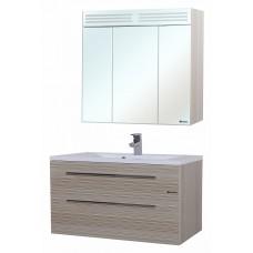Мебель для ванной Bellezza Эльза 120 бежевая