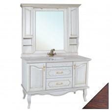 Мебель для ванной Bellezza Рим 120 вишня