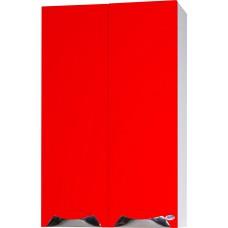 Шкаф Bellezza Белла Люкс 60 красный