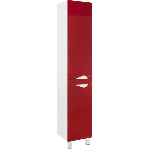 Шкаф-пенал Bellezza Эйфория 35 L красный
