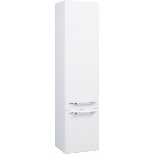 Шкаф-пенал Bellezza Луиджи 35 L белый