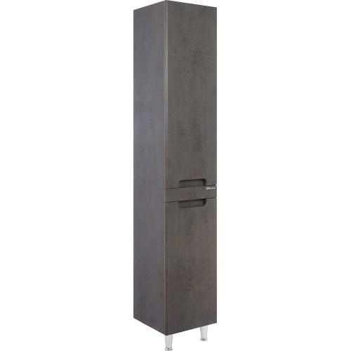 Шкаф-пенал Bellezza Сириус 35 L серый