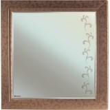 Зеркало Bellezza Маргарита 120 бронза