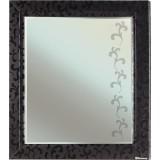 Зеркало Bellezza Маргарита 65 черное