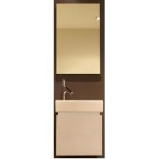 Мебель для ванной Jacob Delafon Formilia 40 подвесная белый блестящий лак