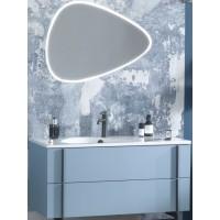 Мебель для ванной Jacob Delafon Nouvelle Vague 100 подвесная блестящий аквамарин