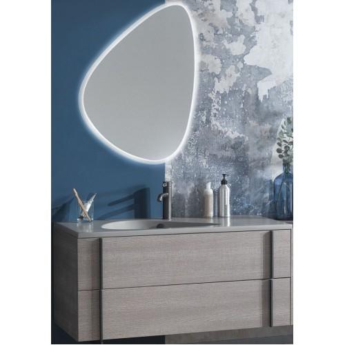 Мебель для ванной Jacob Delafon Nouvelle Vague 100 подвесная фактурный дуб