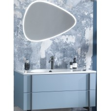 Мебель для ванной Jacob Delafon Nouvelle Vague 100 подвесная матовый аквамарин