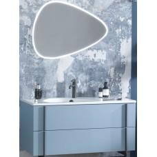 Мебель для ванной Jacob Delafon Nouvelle Vague 120 подвесная блестящий аквамарин