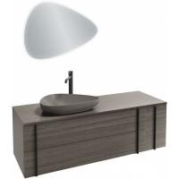 Мебель для ванной Jacob Delafon Nouvelle Vague 145 подвесная раковина-чаша кашемир