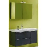 Мебель для ванной Jacob Delafon Odeon Up 105 подвесная серый антрацит