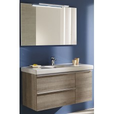 Мебель для ванной Jacob Delafon Odeon Up 105 подвесная серый дуб