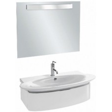Мебель для ванной Jacob Delafon Presqu'ile 100 подвесная белая