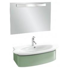 Мебель для ванной Jacob Delafon Presqu'ile 100 подвесная нежно-оливковая