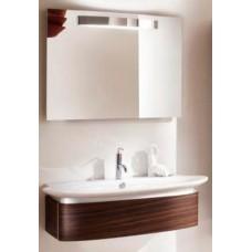 Мебель для ванной Jacob Delafon Presqu'ile 100 подвесная палисандр шпон