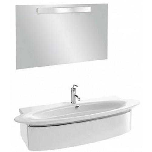 Мебель для ванной Jacob Delafon Presqu'ile 130 подвесная белая