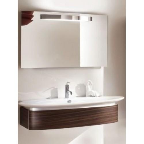 Мебель для ванной Jacob Delafon Presqu'ile 130 подвесная палисандр шпон