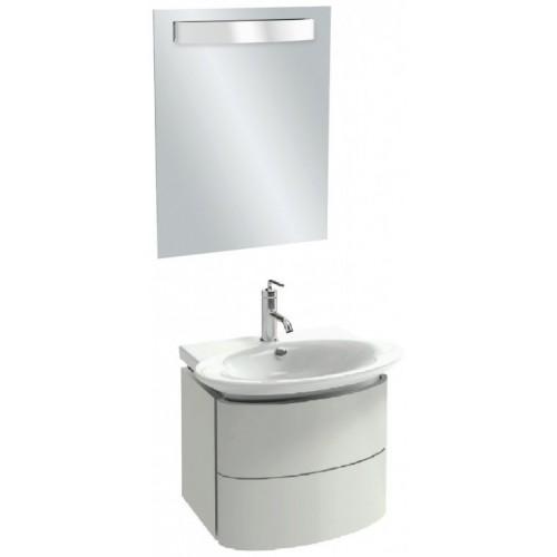 Мебель для ванной Jacob Delafon Presqu'ile 60 подвесная белая