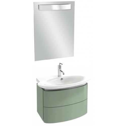 Мебель для ванной Jacob Delafon Presqu'ile 60 подвесная нежно-оливковая