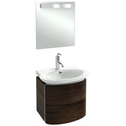 Мебель для ванной Jacob Delafon Presqu'ile 60 подвесная палисандр шпон