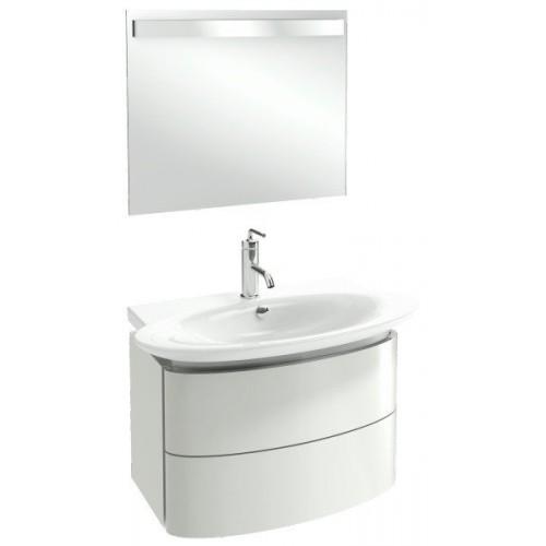 Мебель для ванной Jacob Delafon Presqu'ile 80 подвесная белая