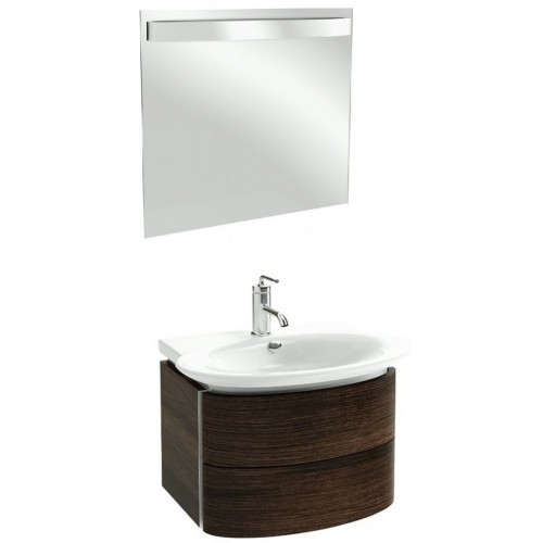 Мебель для ванной Jacob Delafon Presqu'ile 80 подвесная палисандр шпон