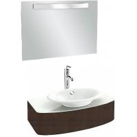 Мебель для ванной Jacob Delafon Presqu'ile 83 подвесная палисандр шпон