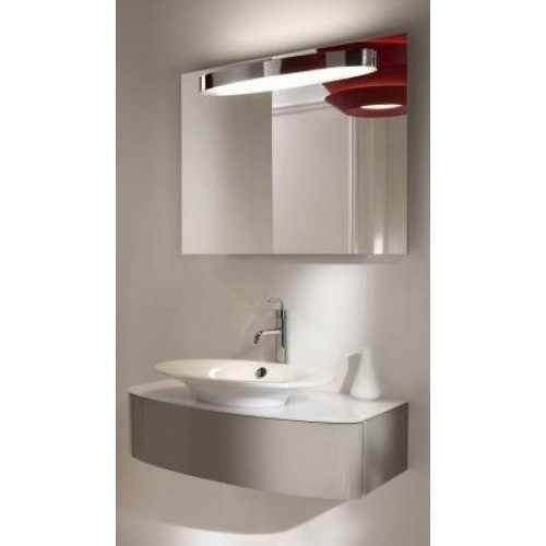 Мебель для ванной Jacob Delafon Presqu'ile 83 подвесная серый титан