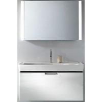 Мебель для ванной Jacob Delafon Reve 120 подвесная белый блестящий